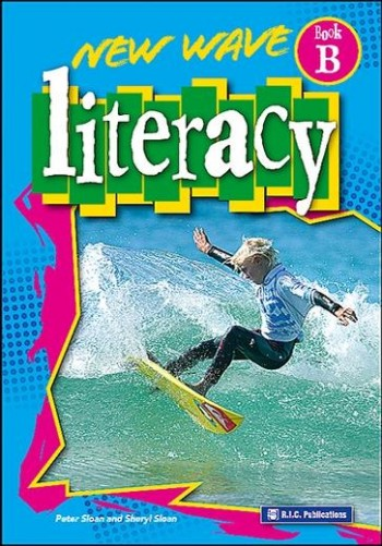Image for New Wave Literacy Skills Book B (ages 6-7) RIC-0780