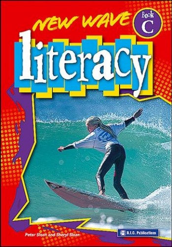 Image for New Wave Literacy Skills Book C (ages 7-8) RIC-0781