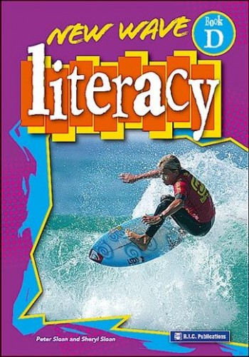 Image for New Wave Literacy Skills Book D (ages 8-9) RIC-0782