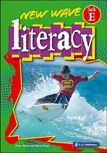 Image for New Wave Literacy Skills Book E (ages 9-10) RIC-0783 *** OUT OF STOCK ***