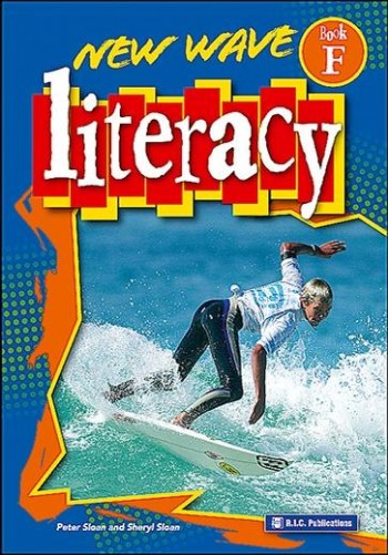 Image for New Wave Literacy Skills Book F (ages 10-11) RIC-0784
