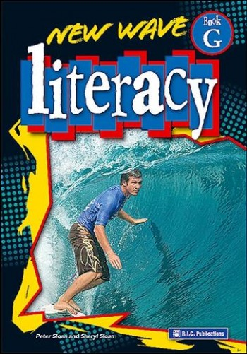 Image for New Wave Literacy Skills Book G (ages 11-12) RIC-0785