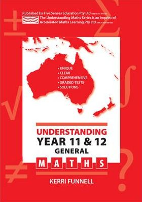 Image for Understanding Year 11 and 12 General Maths