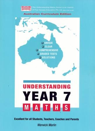 Image for Understanding Year 7 Maths : Australian Curriculum Edition