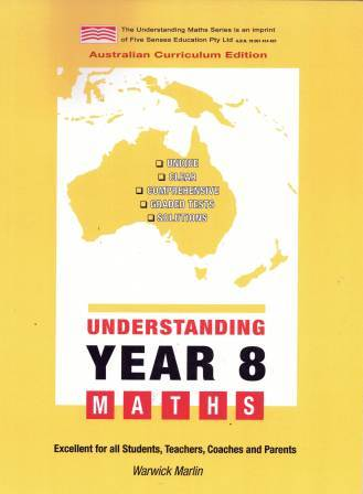 Image for Understanding Year 8 Maths : Australian Curriculum Edition