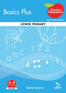 Image for Teacher Timesavers : Basics Plus - Black Line Masters [Lower Primary]