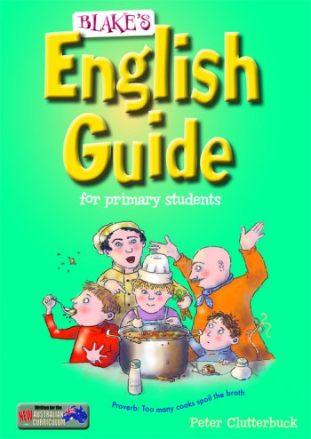 Image for Blake's English Guide for Primary Students