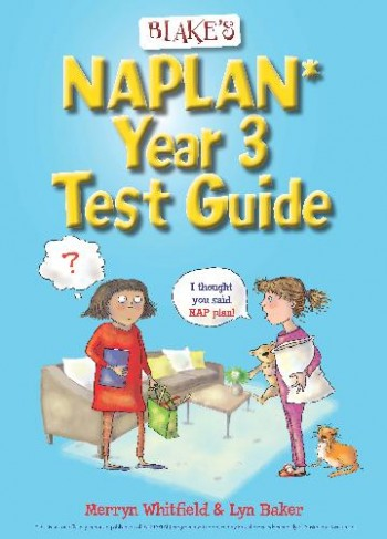 Image for Blake's NAPLAN Year 3 Test Guide