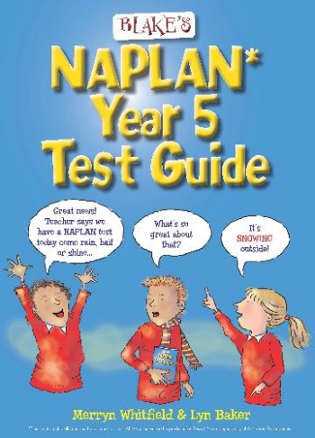 Image for Blake's NAPLAN Year 5 Test Guide
