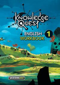 Image for Knowledge Quest English 1 : Workbook and Game