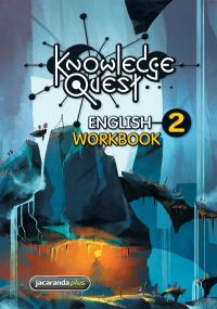 Image for Knowledge Quest English 2 : Workbook and Game