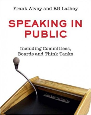 Image for Speaking in Public : Including Committees, Boards and Think Tanks