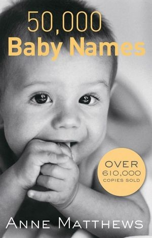 Image for Baby Names for Australians (3e) 50,000 Baby Names
