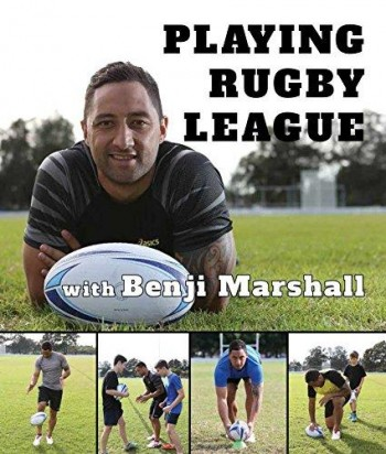 Image for Playing Rugby League with Benji Marshall [used book][hard to get]