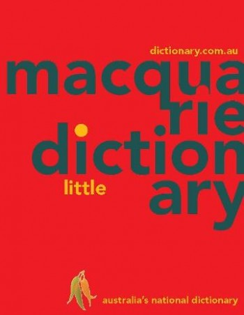 Image for Macquarie Little Dictionary [Fifth Edition] PVC Cover