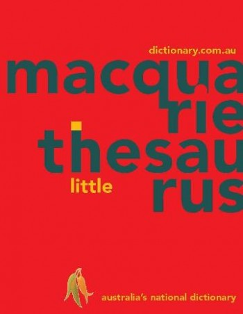Image for Macquarie Little Thesaurus Second Edition PVC Cover