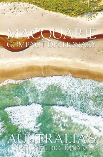 Image for Macquarie Compact Dictionary [Second Edition]