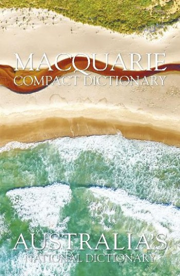 Image for Macquarie Compact Dictionary