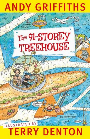 Image for The 91-Storey Treehouse #7 Treehouse Series