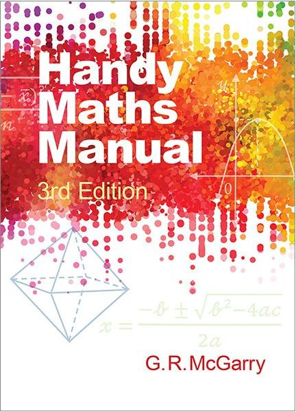 Image for Handy Maths Manual [Third Edition]