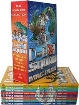 Image for D-Bot Squad Complete Collection (slipcase)