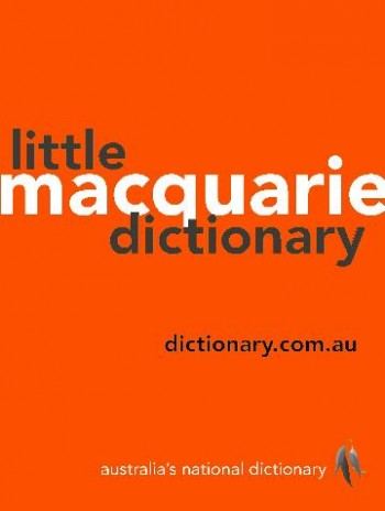 Image for Macquarie Little Dictionary