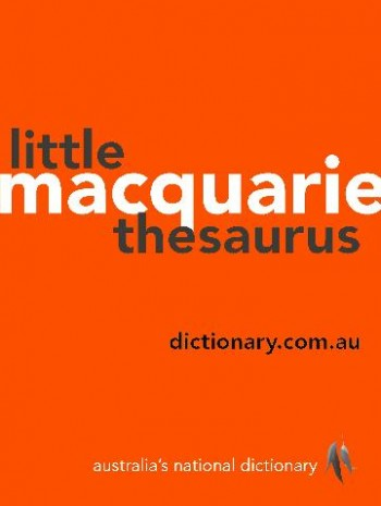 Image for Macquarie Little Thesaurus Second Edition