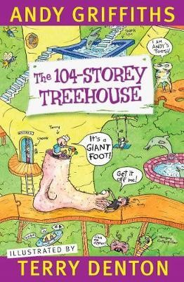 Image for The 104-Storey Treehouse #8 Treehouse Series