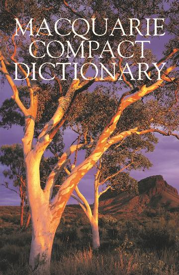 Image for Macquarie Compact Dictionary [Eighth Edition]