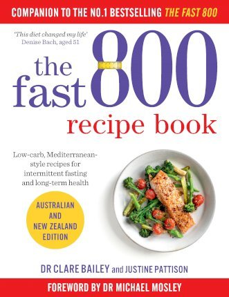 Image for Fast 800 Recipe Book : Australian and New Zealand Edition