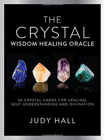 Image for Crystal Wisdom Healing Oracle : 50 Crystal Cards for Healing, Self-Understanding and Divination
