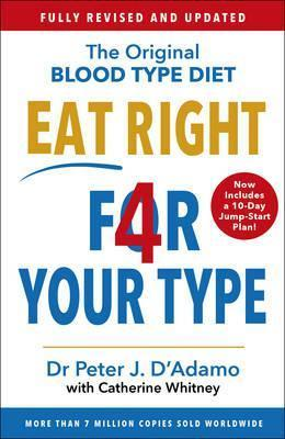 Image for Eat Right 4 Your Type : Fully Revised with 10-day Jump-Start Plan