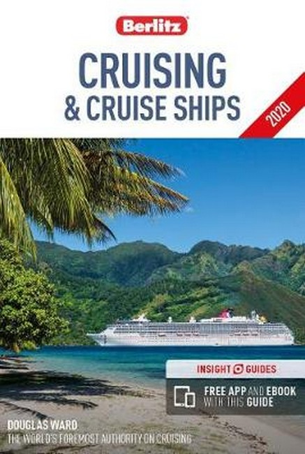 Image for Cruising and Cruise Ships 2020 : Berlitz Cruise Guide with free eBook