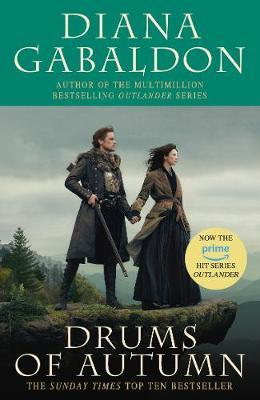 Image for Drums of Autumn #4 Outlander