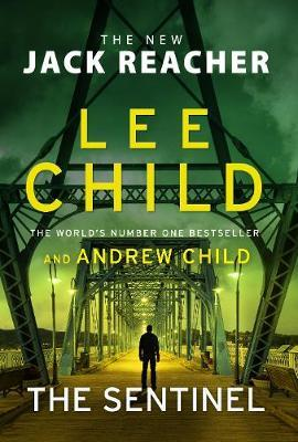 Image for The Sentinel #25 Jack Reacher