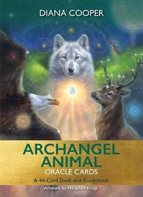 Image for Archangel Animal Oracle Cards : A 44-Card Deck and Guidebook