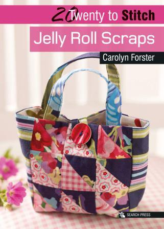 Image for 20 to Stitch : Jelly Roll Scraps
