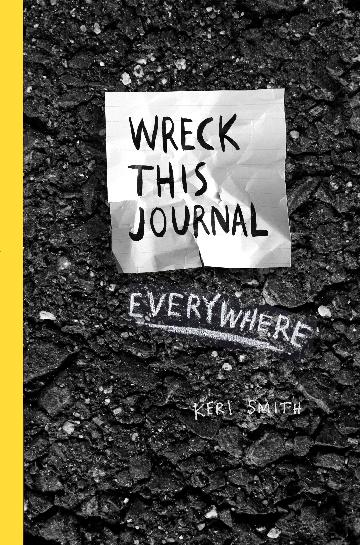 Image for Wreck This Journal Everywhere