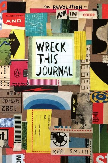 Image for Wreck This Journal : Now In Colour