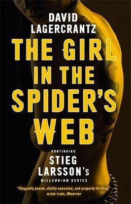 Image for The Girl in the Spider's Web #4 Millennium