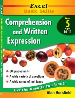 Image for Excel Basic Skills : Comprehension and Written Expression Year 5