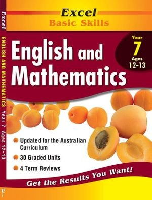 Image for Excel Basic Skills : English and Mathematics Year 7 (Ages 12-13)