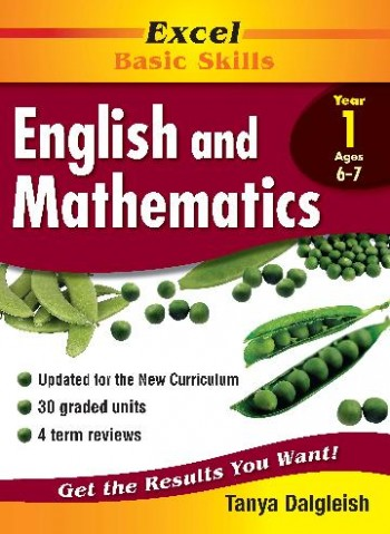 Image for Excel Basic Skills : English and Mathematics Year 1 (Ages 6-7)