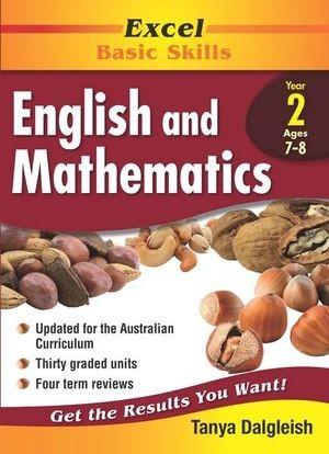 Image for Excel Basic Skills : English and Mathematics Year 2 (Ages 7-8)
