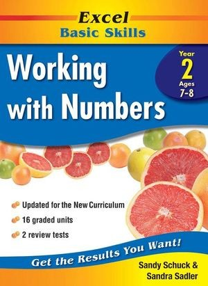 Image for Excel Basic Skills : Working with Numbers Year 2 (Ages 7-8)