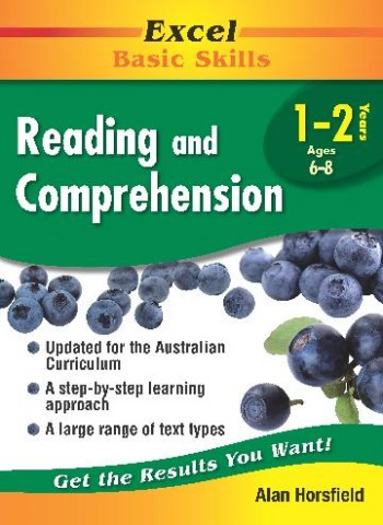 Image for Excel Basic Skills : Reading and Comprehension Years 1-2 (Ages 6-8)