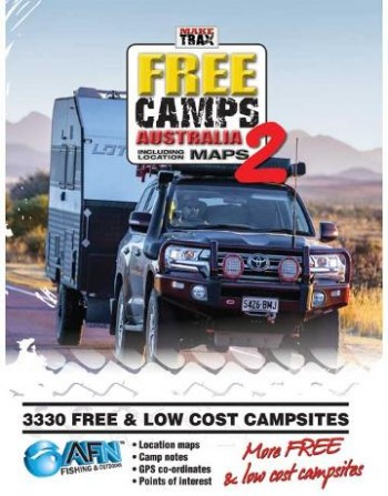 Image for Make Trax Free Camps 2 including Location Maps [Second Edition]