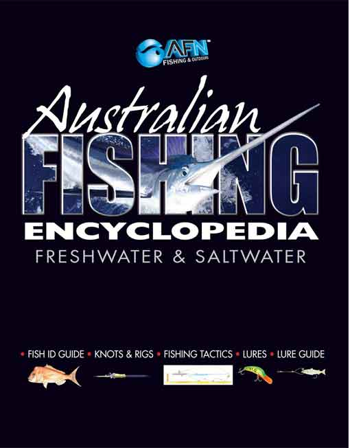 Image for Australian Fishing Encyclopedia : Freshwater and Saltwater