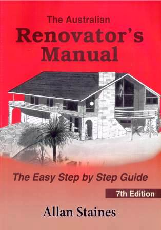 Image for The Australian Renovator's Manual [Seventh Edition]
