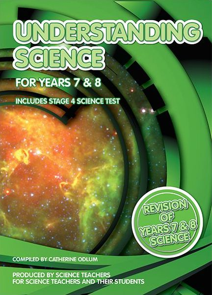 Image for Understanding Science for Years 7 and 8